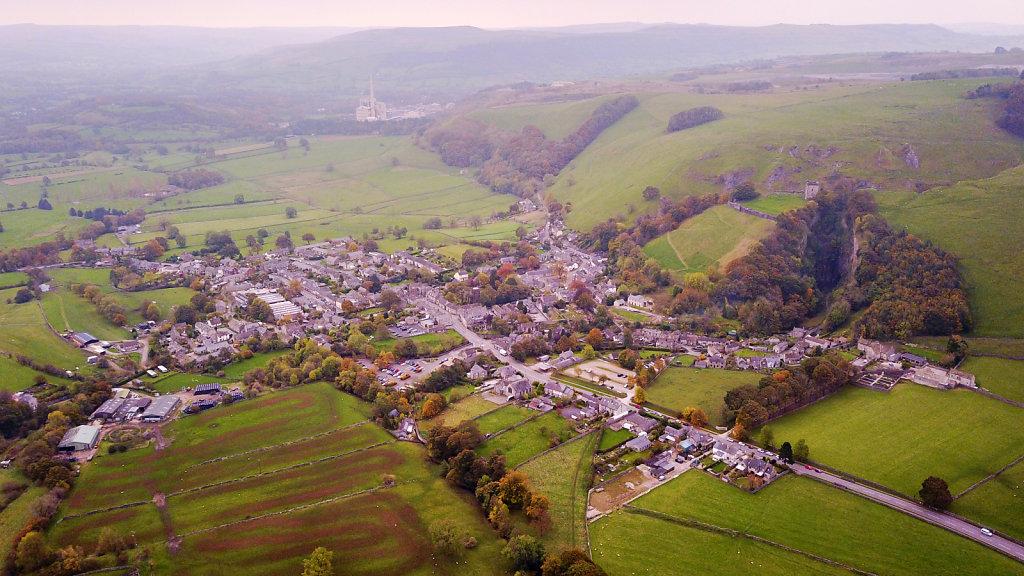 Castleton, Peak District