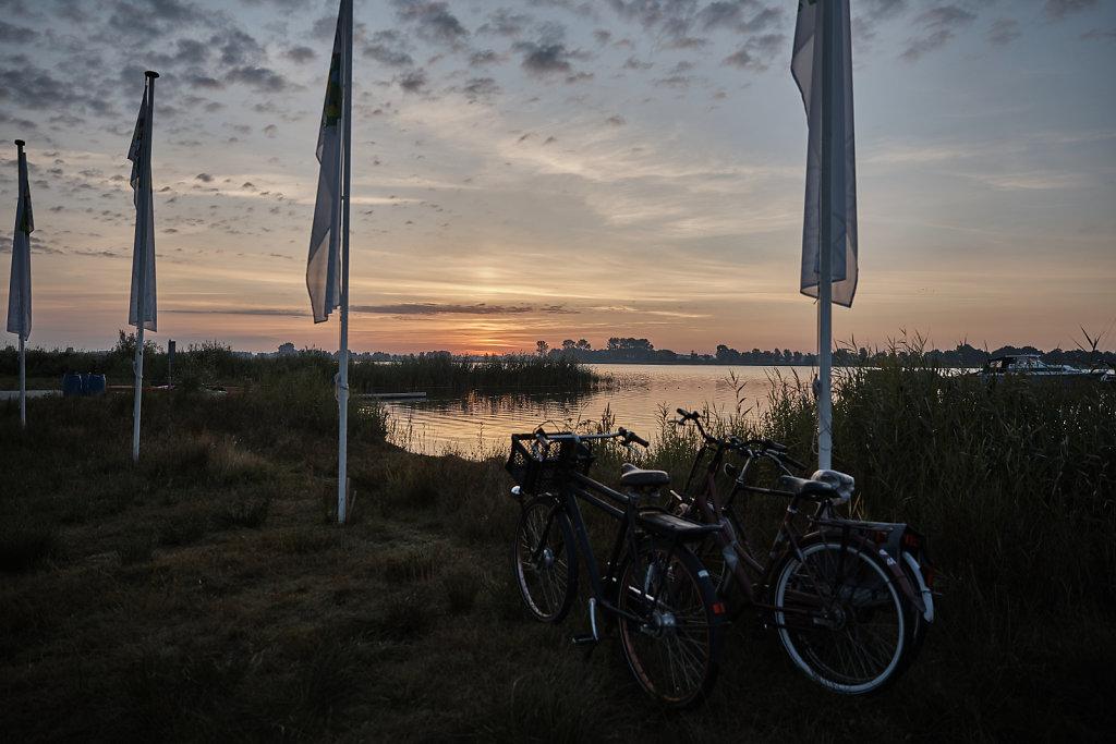 Dawn in Zeewolde