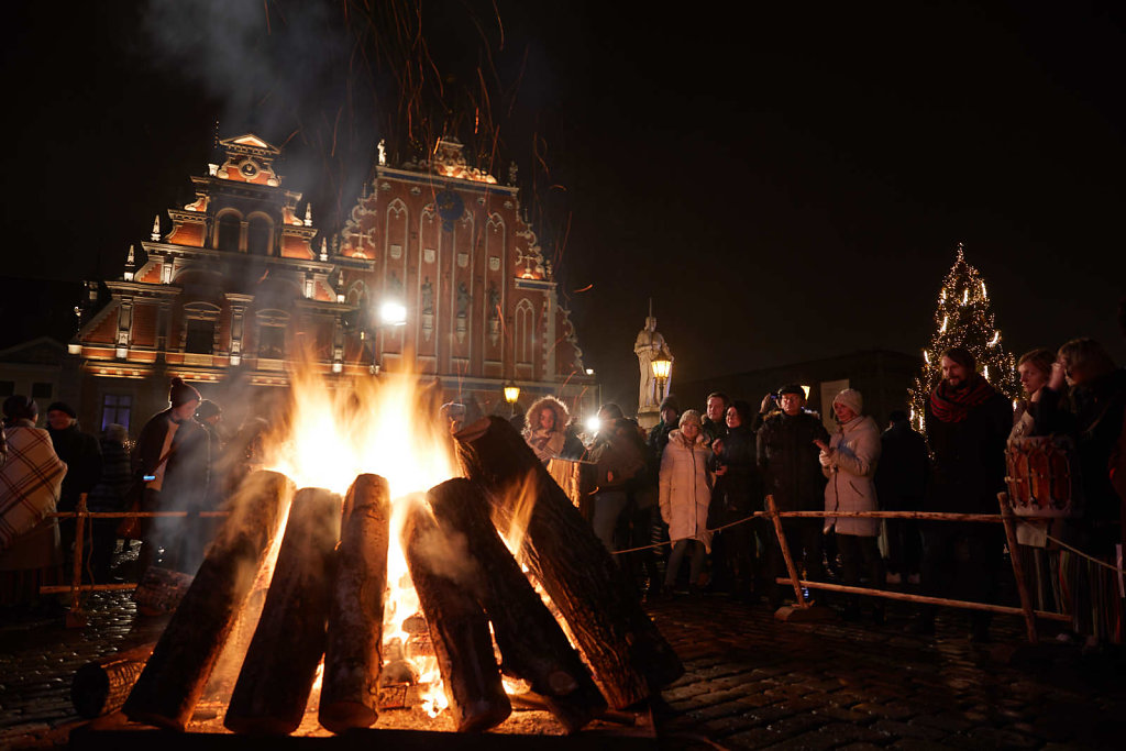 Riga Winter Solstice