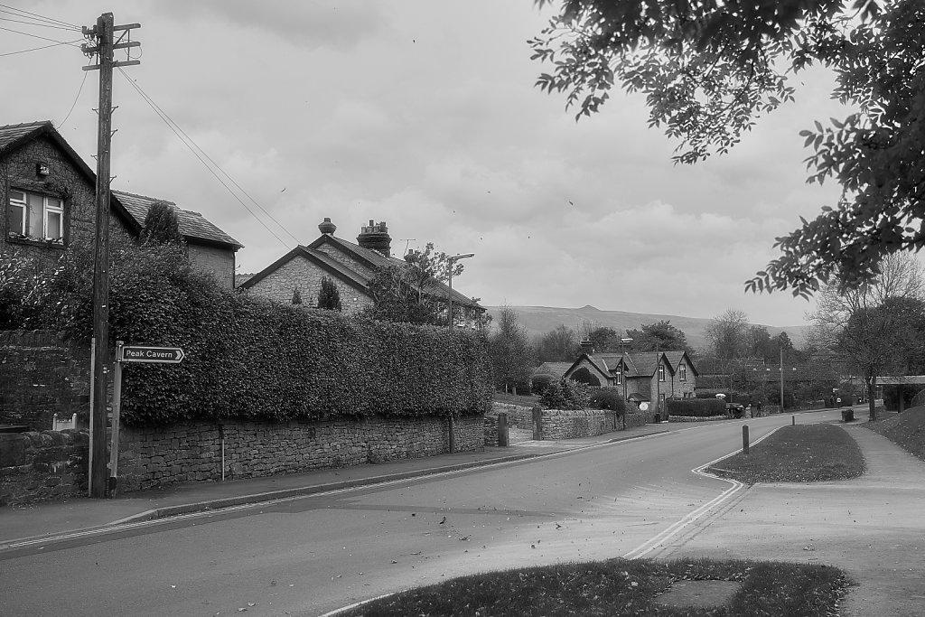 Castleton in the Autumn