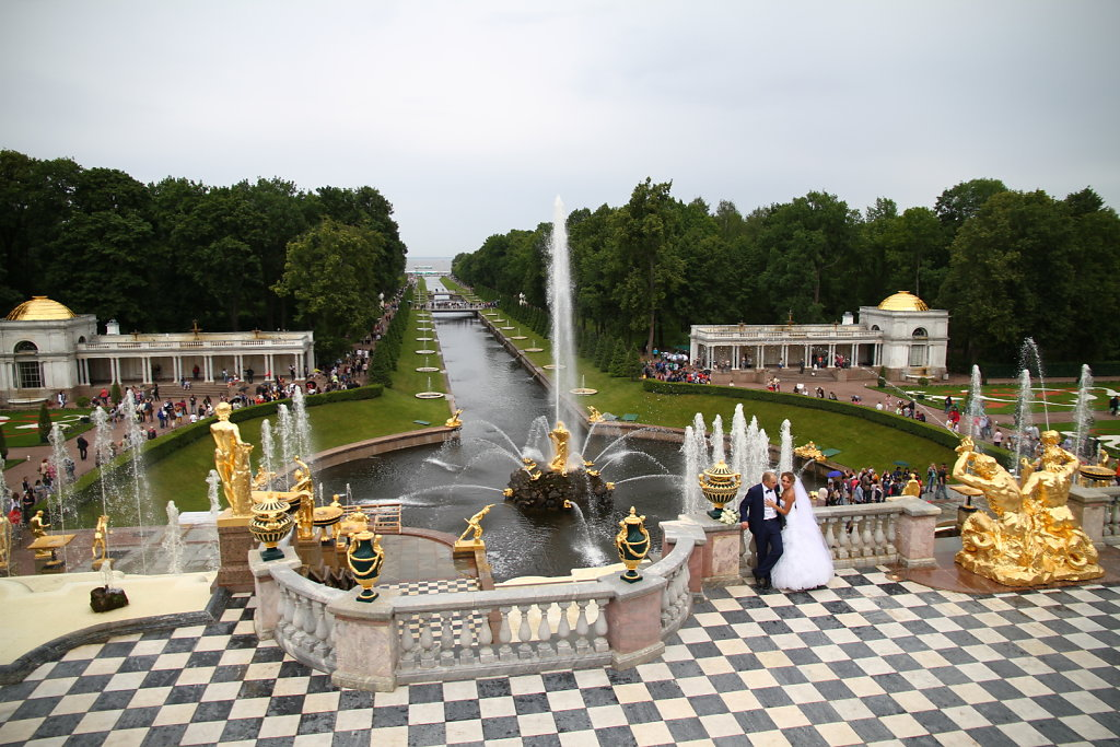 St. Petersburg - Peterhoff Palace