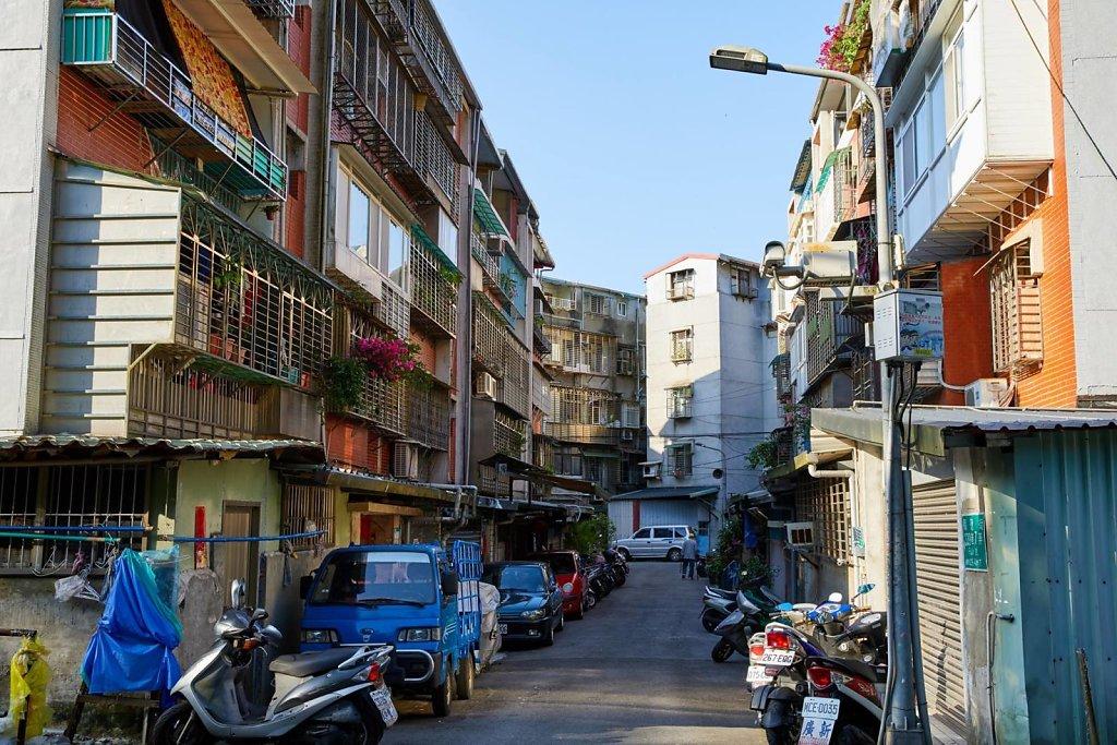 Taipei backstreets