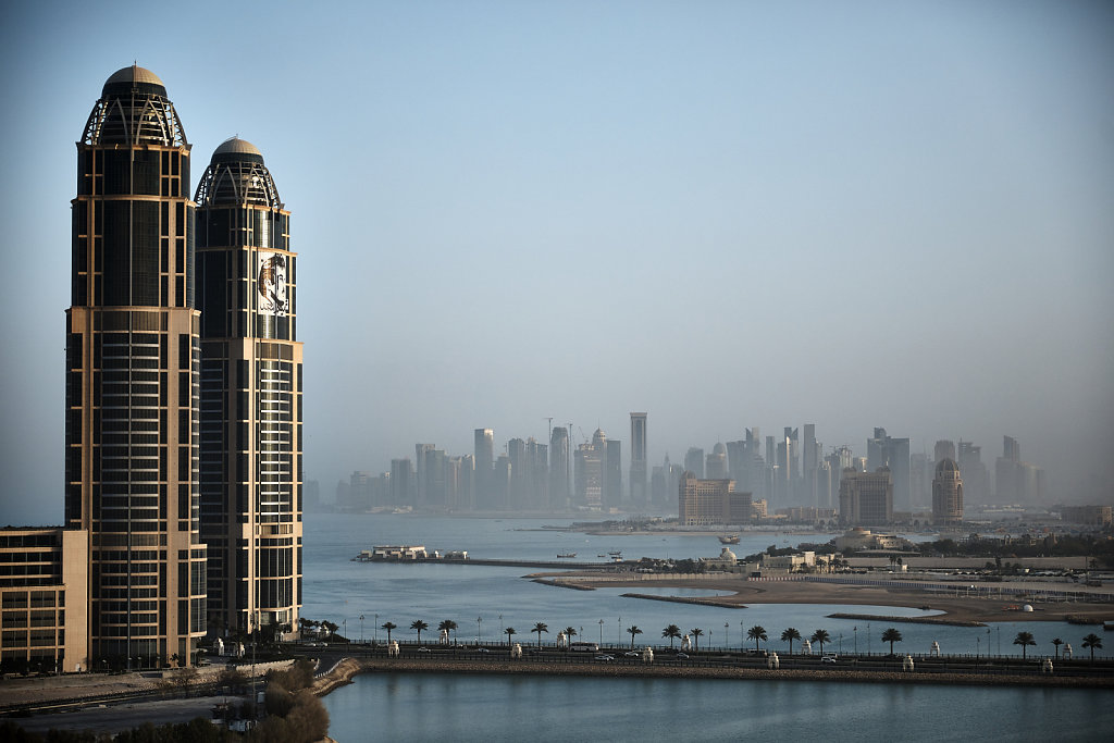 Doha - The Pearl