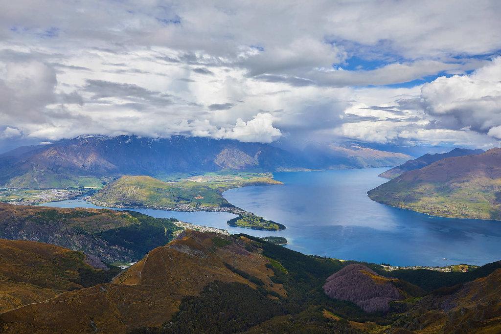 Ben Lomond, Queenstown, NZ