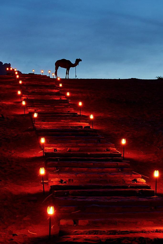 Twilight Staircase